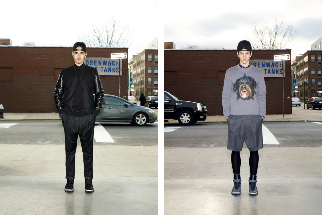 Givenchy 2012 Pre-Fall/Winter Collection