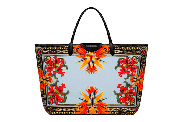 givenchy bird of paradise collection