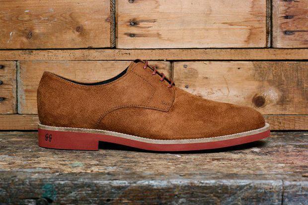 Good Guys 2012 Spring Footwear