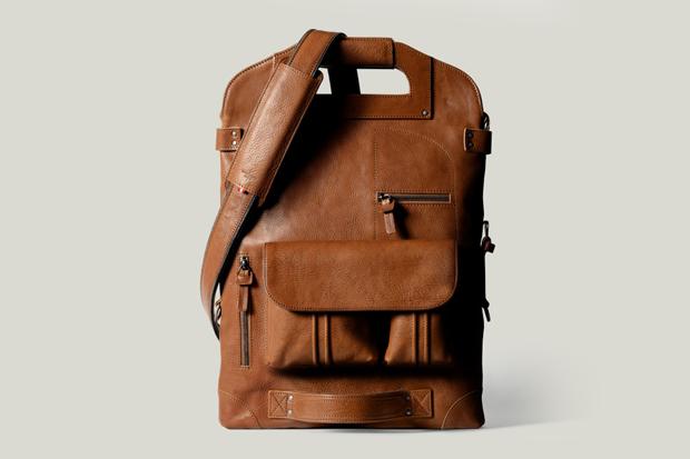 hard graft 2Unfold Laptop Bag / Heritage