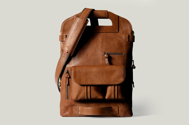 hard graft 2unfold laptop bag heritage