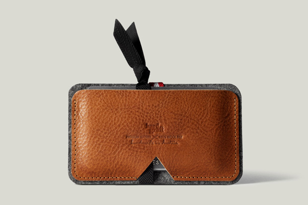 hard graft card case heritage