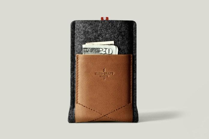 hard graft Pocket Phone Case / Heritage