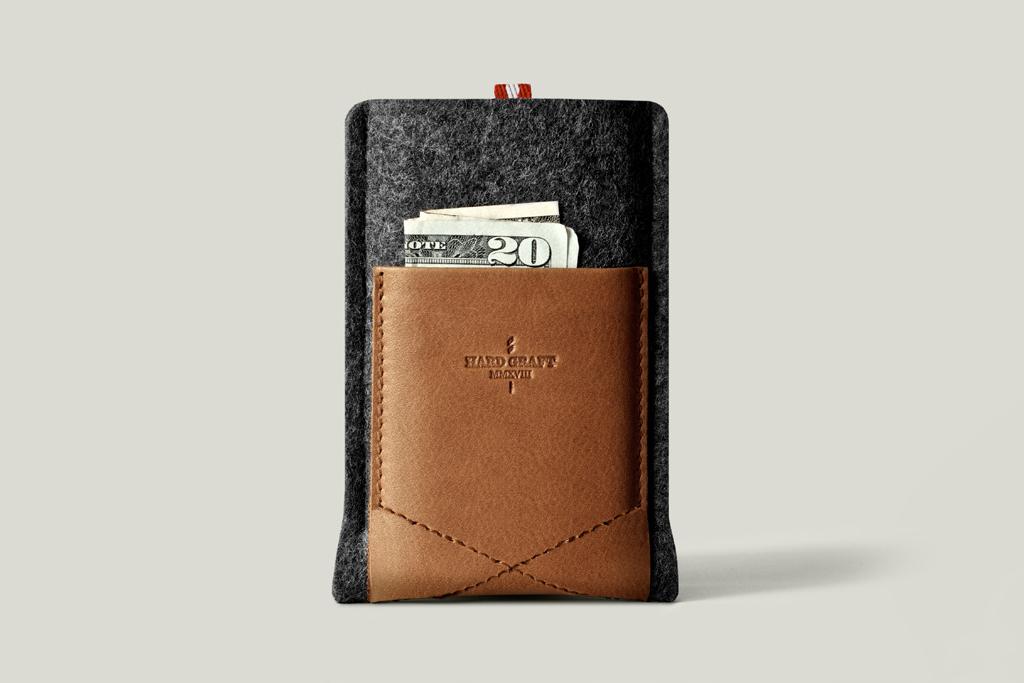 hard graft pocket phone case heritage