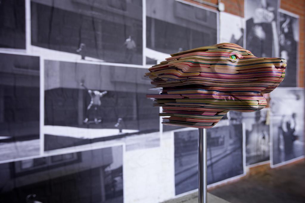 HAROSHI x DLX x HUF Exhibition Recap