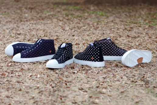 "Head Porter Plus x UBIQ ""Dot"" Collection"
