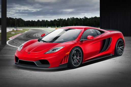 Hennessy McLaren MP4-12C HPE800 Twin Turbo Concept