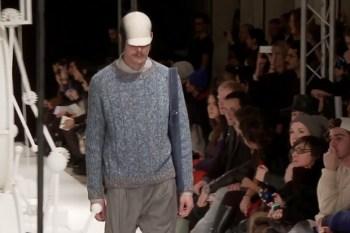 Henrik Vibskov 2012 Fall/Winter Runway Video