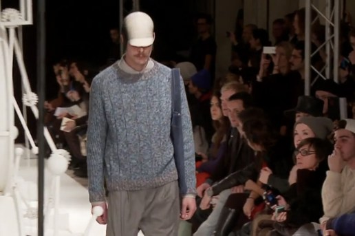 Henrik Vibskov 2012 Fall/Winter Runway Video