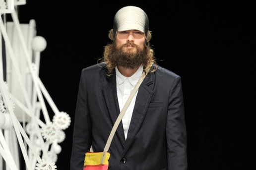 Henrik Vibskov 2012 Fall/Winter Collection