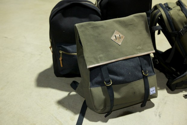 AGENDA: Herschel Supply Co. 2012 Fall/Winter Preview