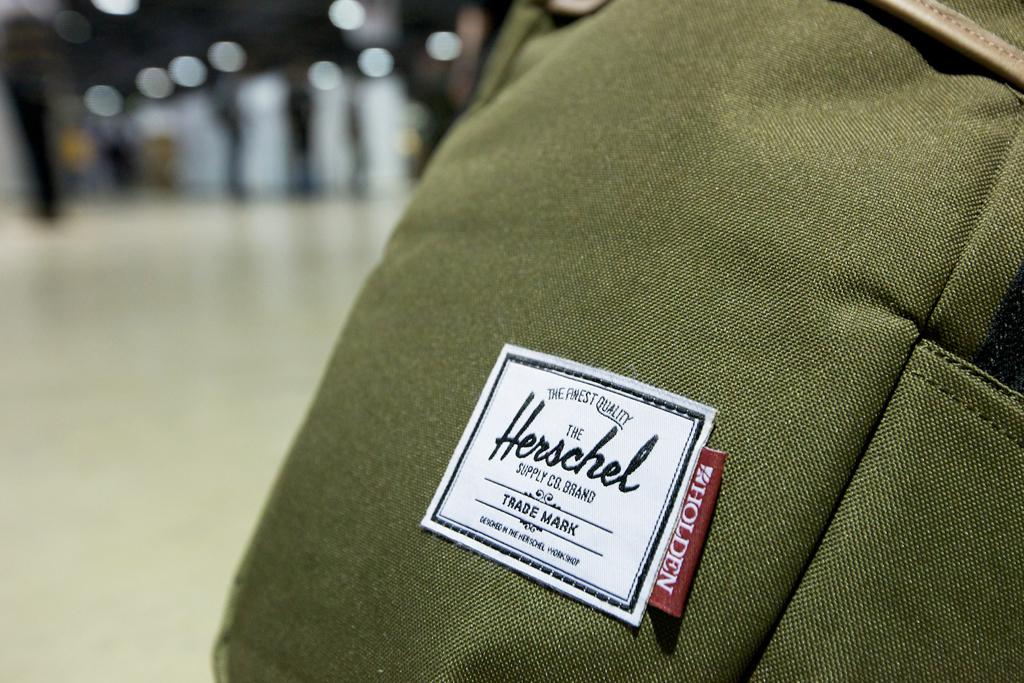 AGENDA: Herschel Supply Co. 2012 Fall/Winter Preview