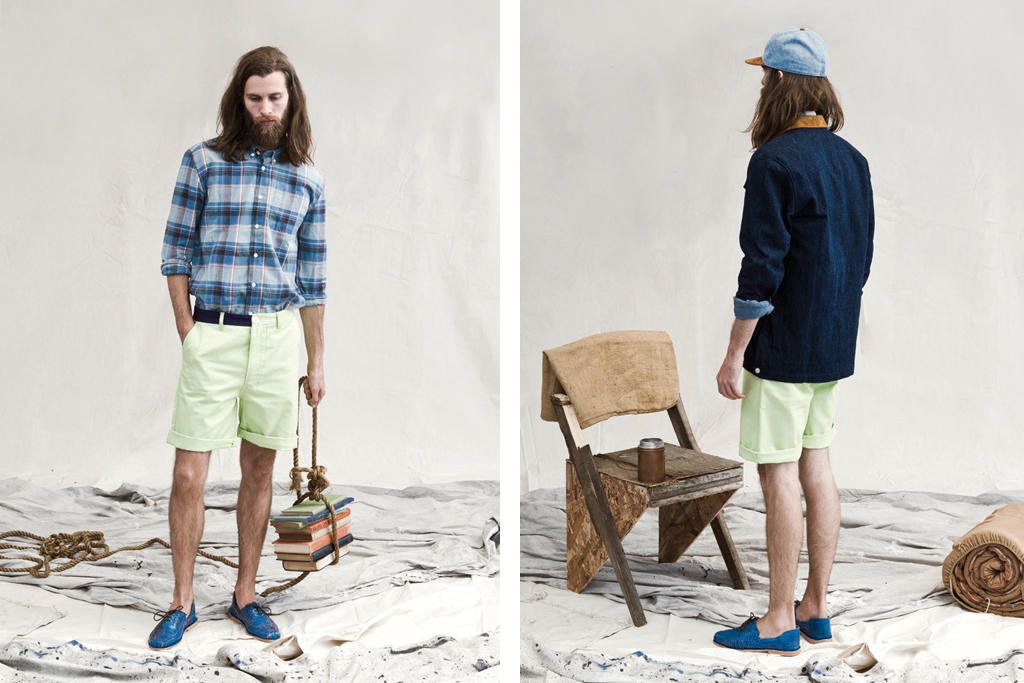 hixsept 2012 springsummer lookbook