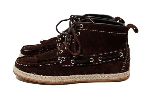 hobo 2012 springsummer suede 5 hole deck shoes