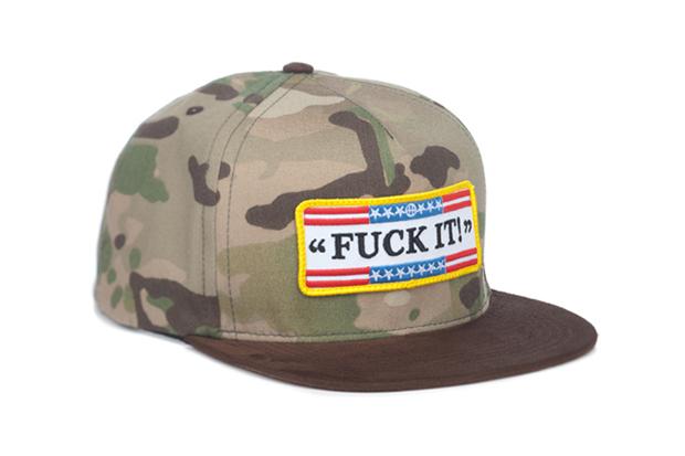 """HUF """"FUCK IT"""" Online Exclusive Pack"""