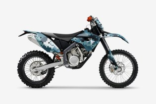 Husaberg FE 390 Enduro by Carefully Considered