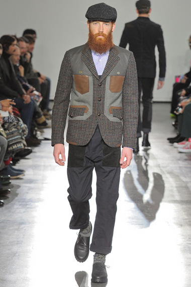 HYPEBEAST: Top 10 Paris Fashion Week 2012 Fall/Winter Looks