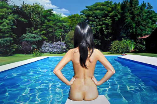 Hyperreal Paintings by Diego Gravinese