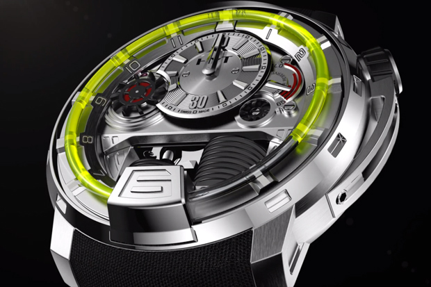 HYT H1 Hydro Mechanical Watch