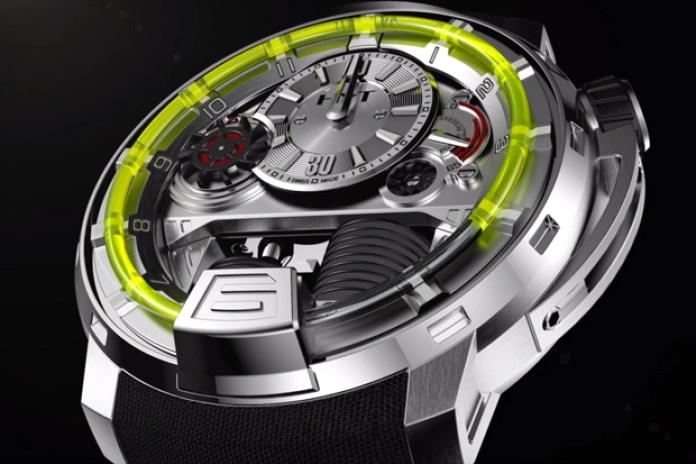 HYT H1 Hydro Mechanical Watch