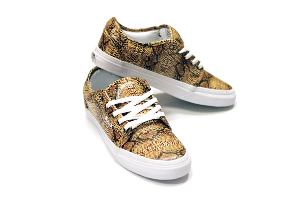 in4mation x vans chukka low rattles