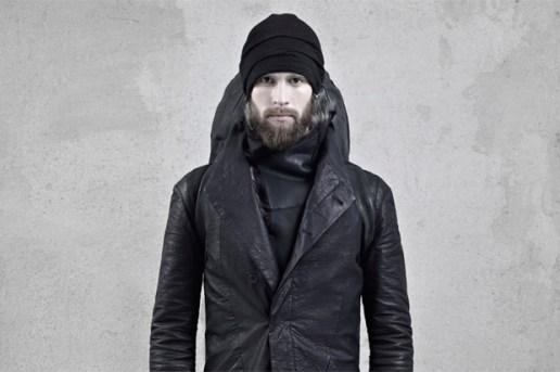 "InAisce 2012 Fall/Winter ""Pilgrim"" Collection Lookbook"