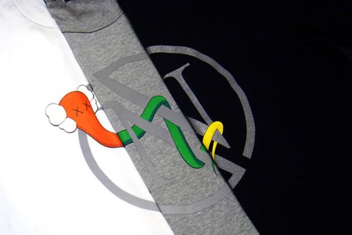 "INVINCIBLE x OriginalFake ""Bendy"" T-Shirt"