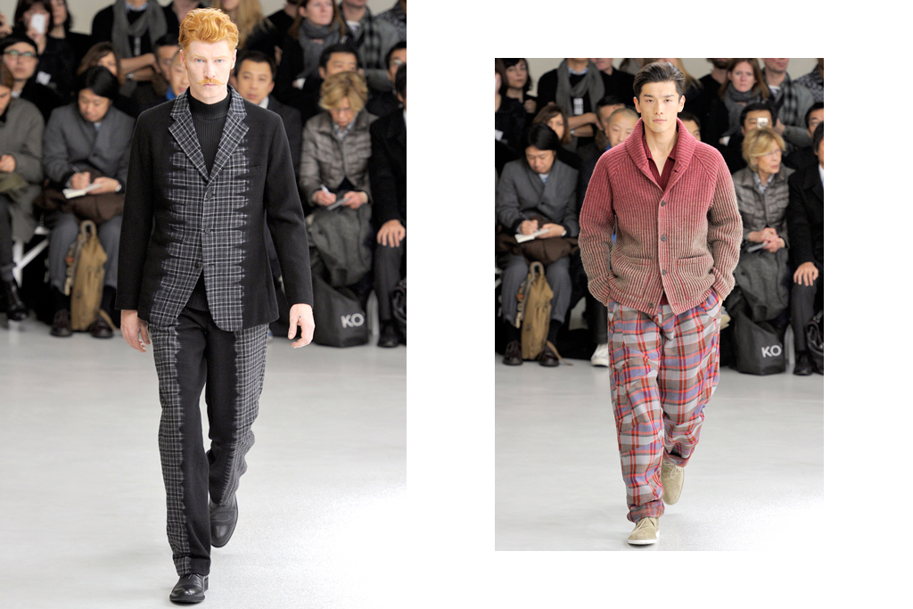 Issey Miyake 2012 Fall/Winter Collection