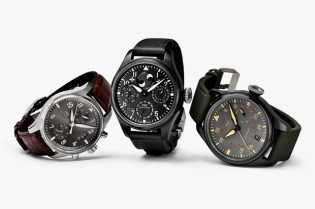 IWC 2012 Pilot Collection