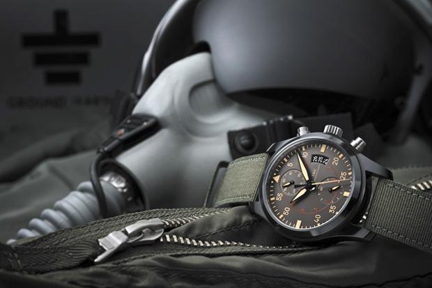 IWC 2012 Top Gun Miramar Chronograph