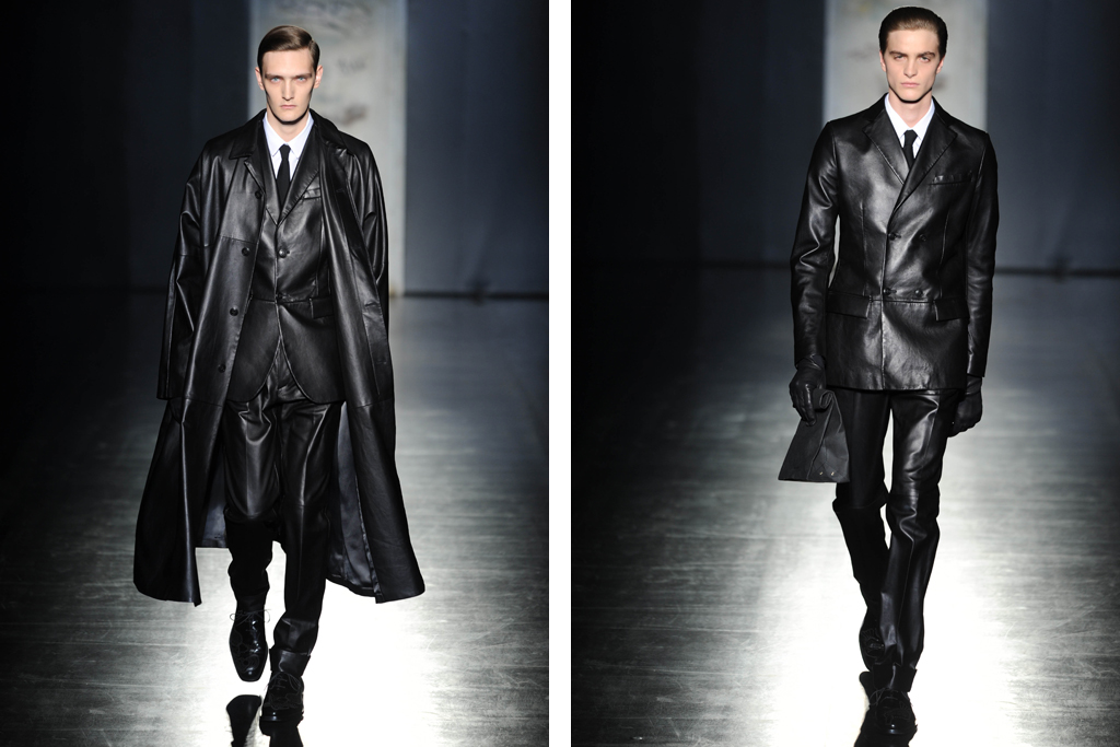 jil sander 2012 fallwinter collection