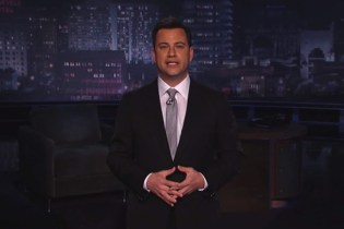Jimmy Kimmel Live: Twitter Commercial for Kanye West's DONDA