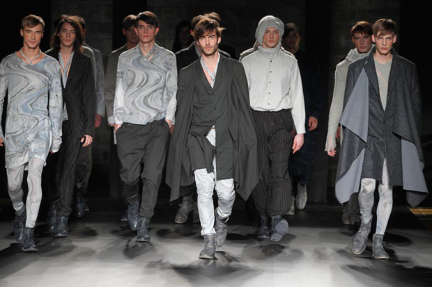 Josep Abril 2012 Fall/Winter Collection