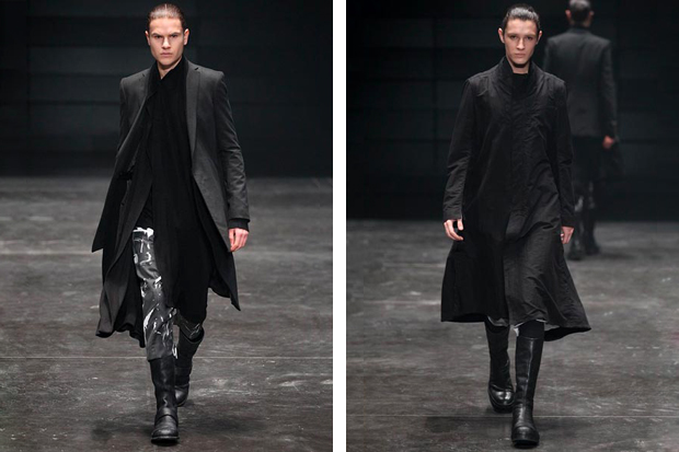 JULIUS 2012 Fall/Winter Collection