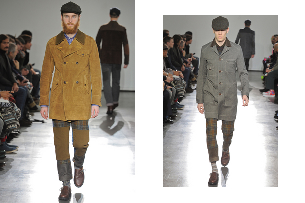 junya watanabe comme des garcons man 2012 fallwinter collection