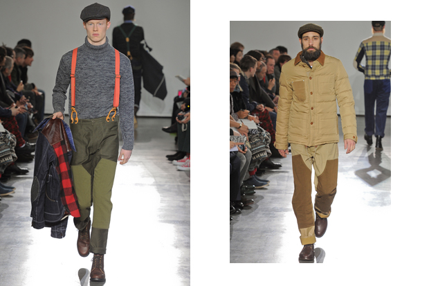 Junya Watanabe COMME des GARCONS MAN 2012 Fall/Winter Collection