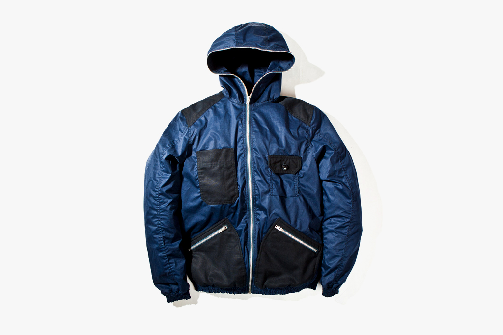 junya watanabe comme des garcons man x duvetica down jacket