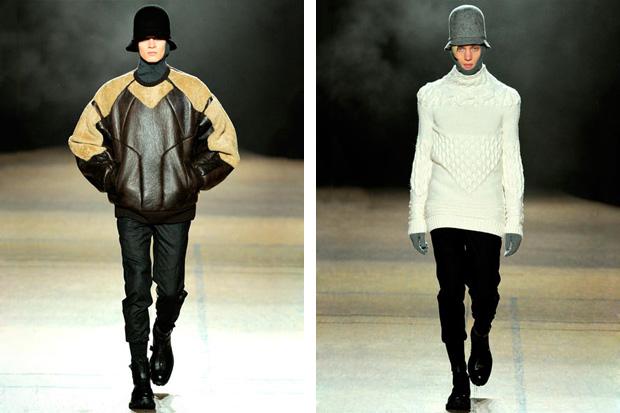 Juun J 2012 Fall/Winter Collection