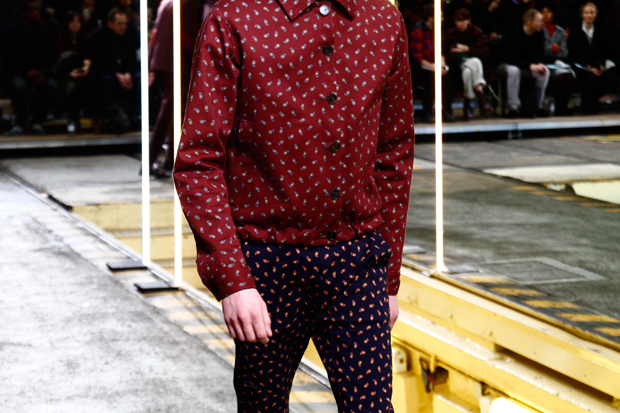 kenzo 2012 fallwinter collection