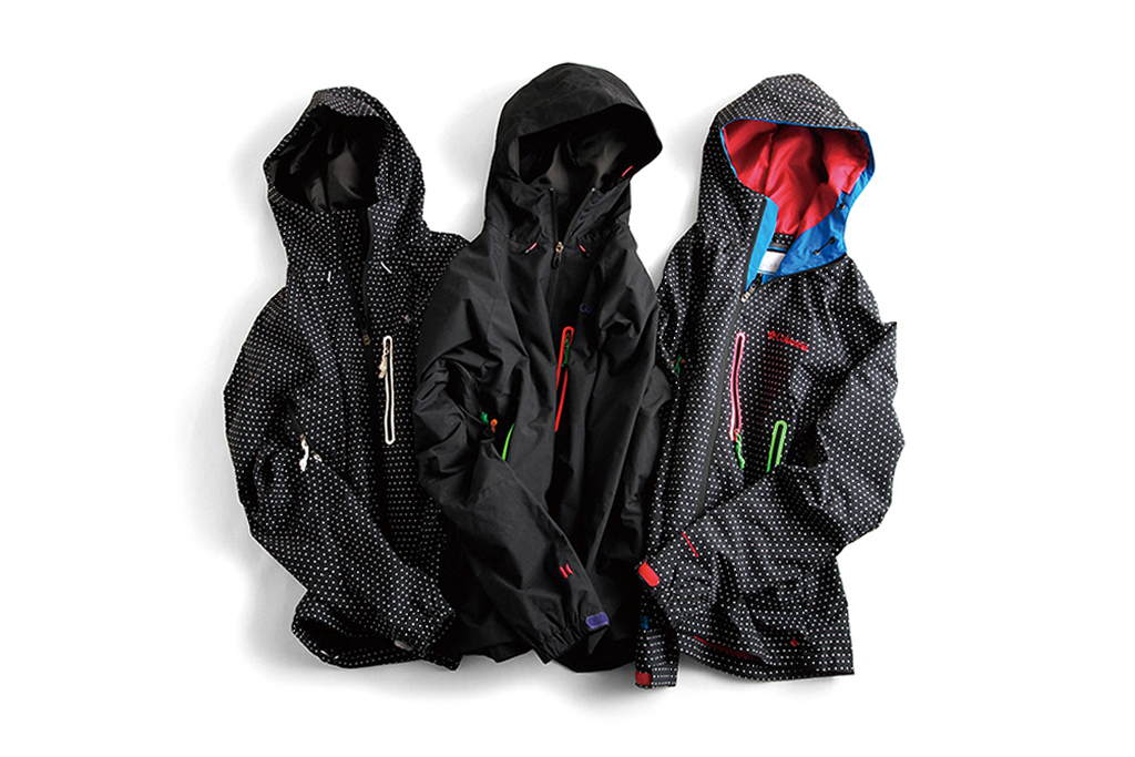 Kinetics x Columbia 2012 Spring/Summer Collection
