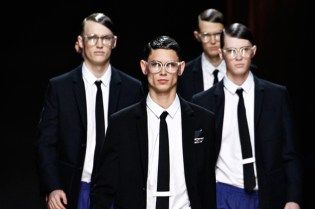 KRISVANASSCHE 2012 Fall/Winter Collection