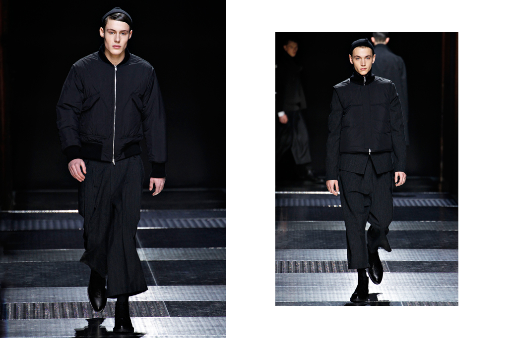 krisvanassche 2012 fallwinter collection