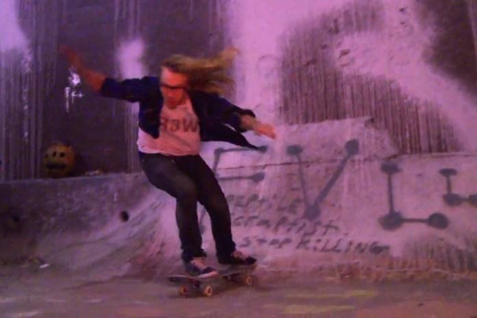 Leeside Skateboard Mayhem