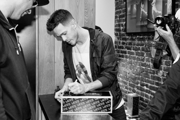 Levi Maestro x Vans Vault Collaboration Sneaker Launch Party Recap