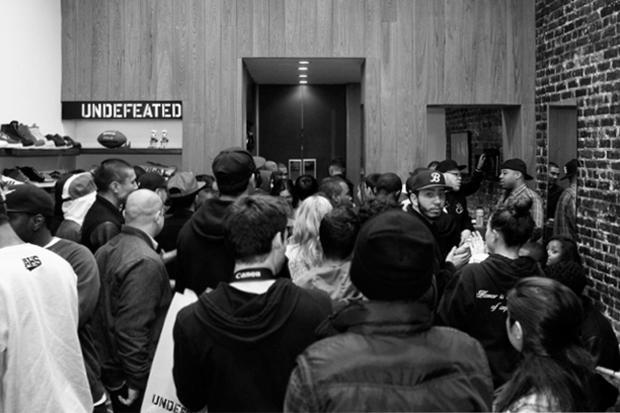 Levi Maestro x Vans Vault Collaboration Sneaker Launch Party Recap