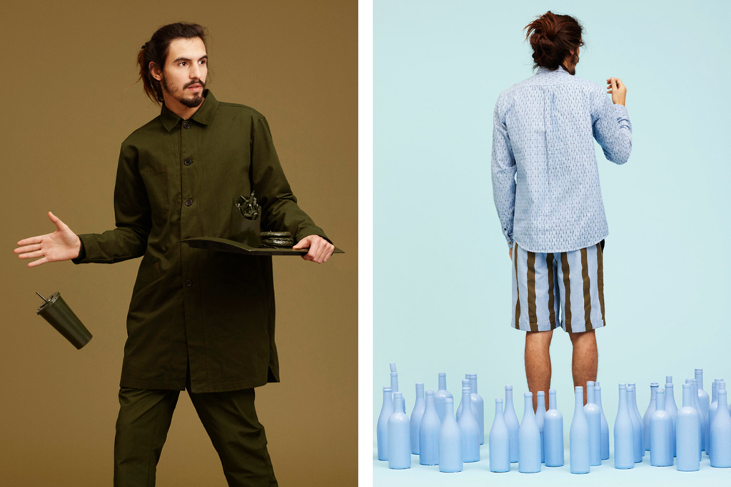 Libertine-Libertine 2012 Spring/Summer Lookbook