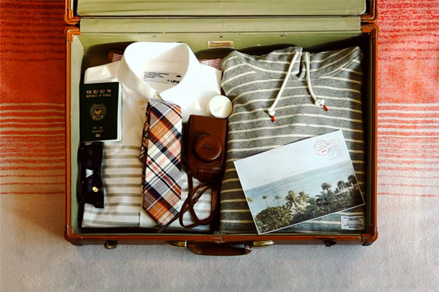 """LIFUL 2012 Spring/Summer """"True Holiday"""" Teaser"""