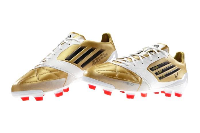 "Lionel Messi x adidas f50 miCoach ""FIFA Ballon D'Or"""