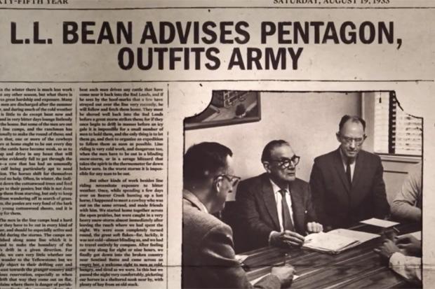 L.L.Bean 100th Anniversary Video