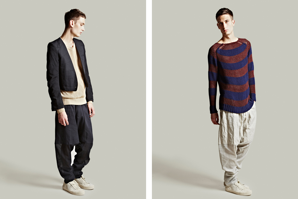 LN-CC 2012 Spring/Summer Lookbook